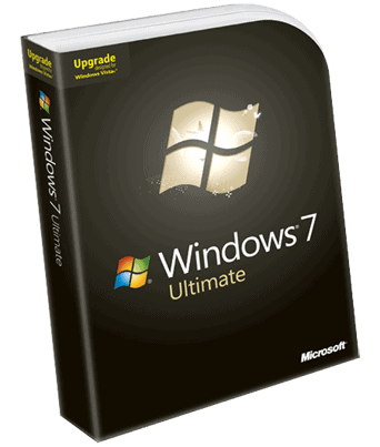 Windows 7 Editions: Windows 7 Ultimate