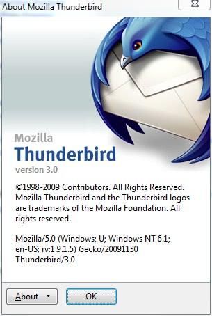 Thunderbird 3 Planning