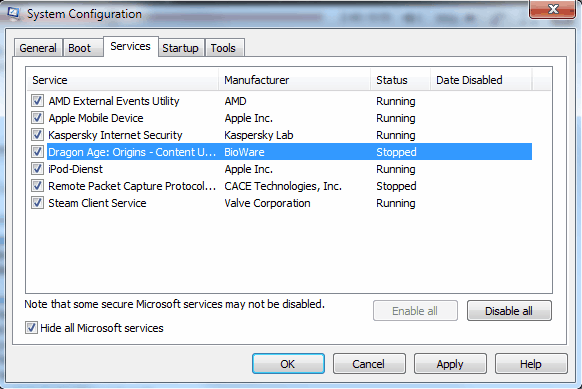 how to fix internet explorer has stopped working in vista