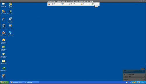 Use TeamViewer for remote Linux support