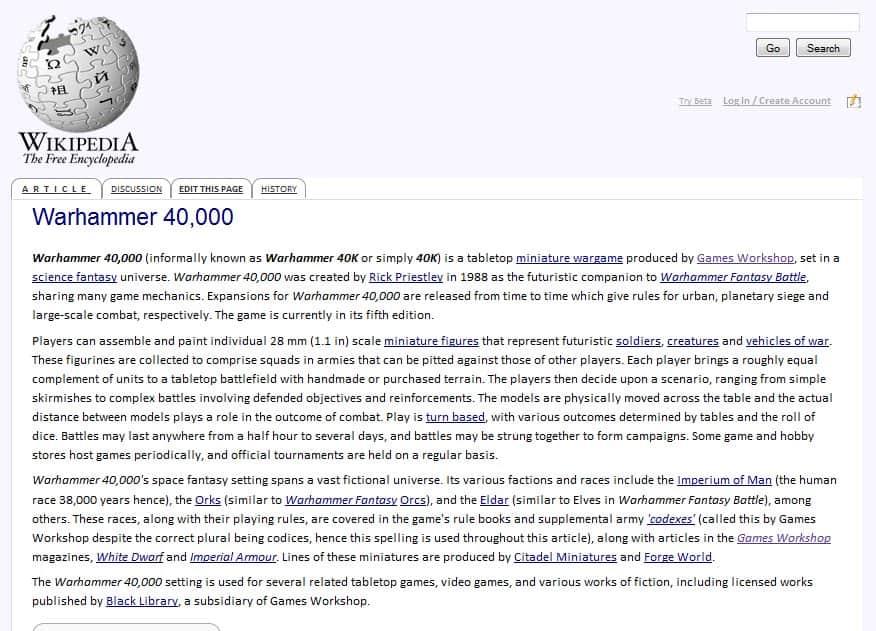 wikipedia professional
