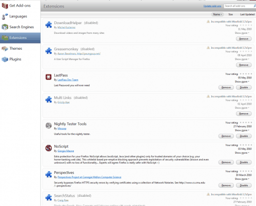 Firefox 3.7 Alpha 5 Preview Released