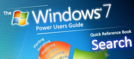 Get a FREE guide to Windows 7 Search