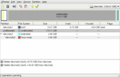 How Much Room Should I Partition For A New Drive