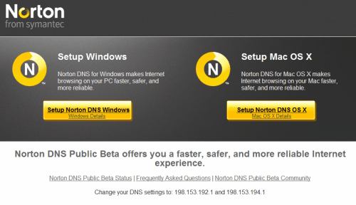 Symantec Enters DNS Provider Market With Norton DNS