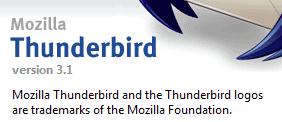 thunderbird 31