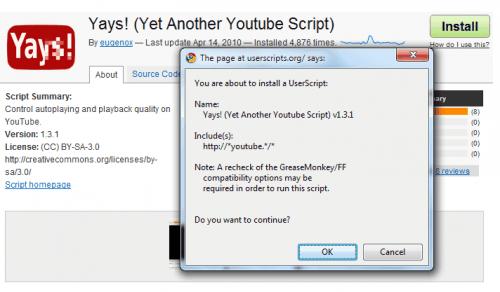 userscript chrome