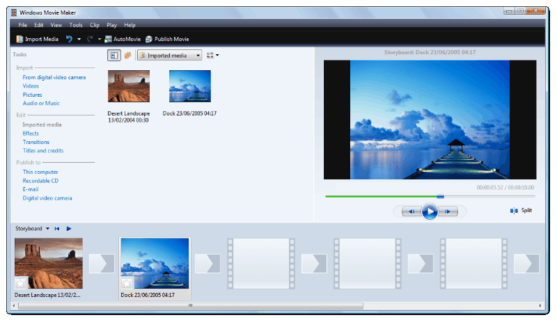 Windows Movie Maker 2.0 - Télécharger
