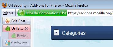 firefox https indicator