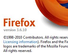 firefox 3 6 10