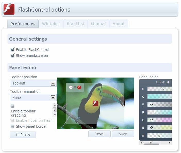 flashcontrol