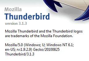 thunderbird 313
