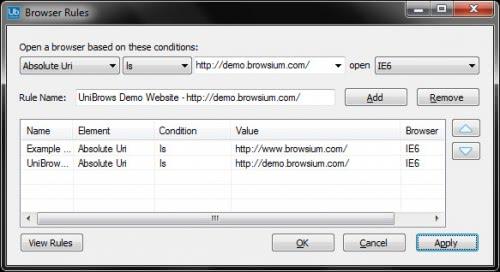 internet explorer 6 plugin