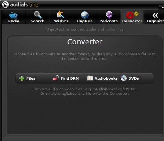 dvd audiobook drm converter