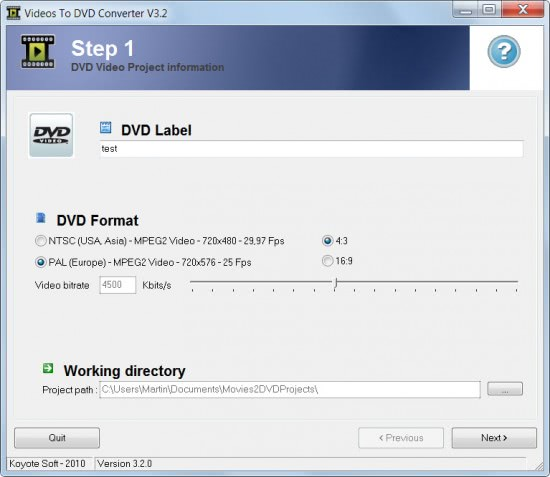 all video to dvd converter software free