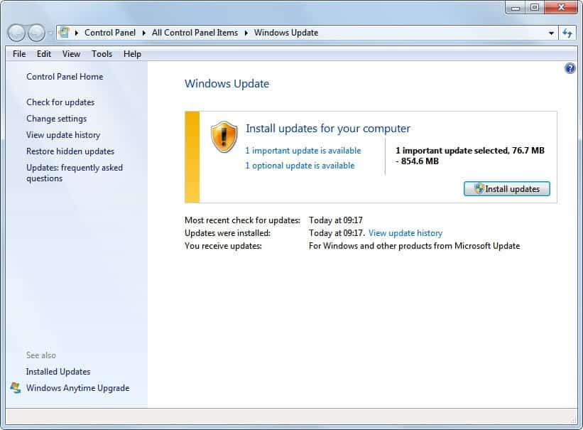 microsoft windows update overview all you need to know