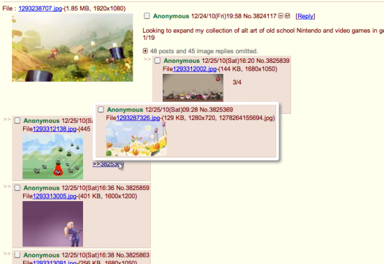 4chan extension