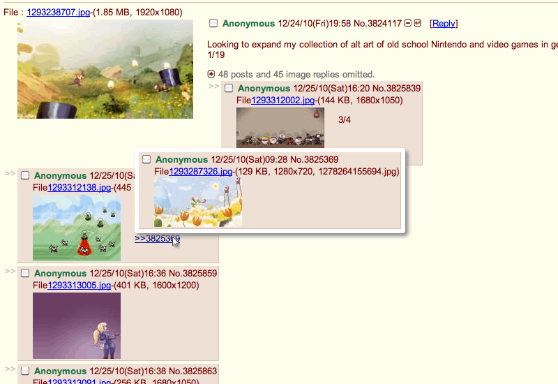 4Chan Plus For Google Chrome – Improves 4Chan's Usability « WTI