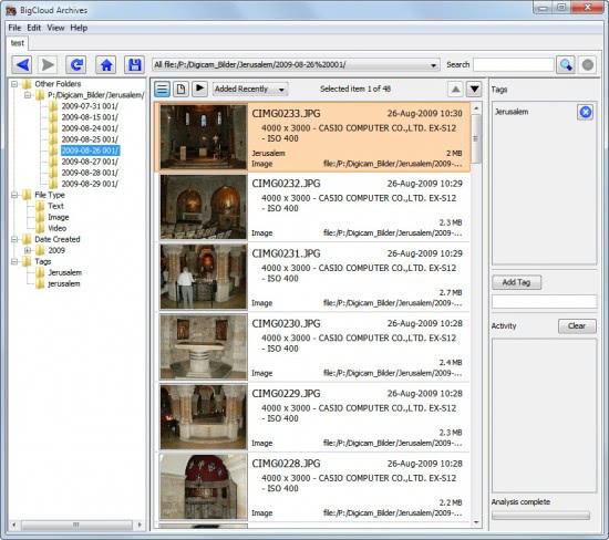 bigcloud archives