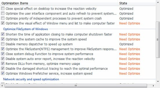 windows system optimizer