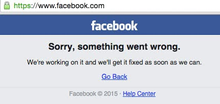 Is Facebook Down? Find Out Right Now!