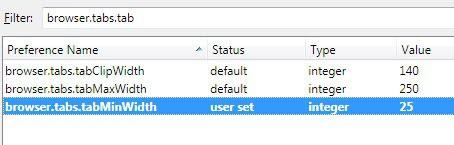 firefox tab width