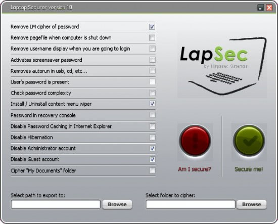 laptop securer