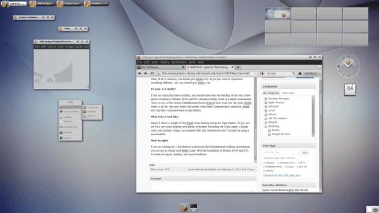 Bodhi Linux: Enlightened Ubuntu