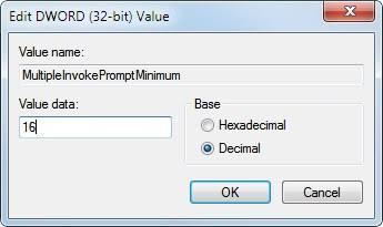 MultipleInvokePromptMinimum