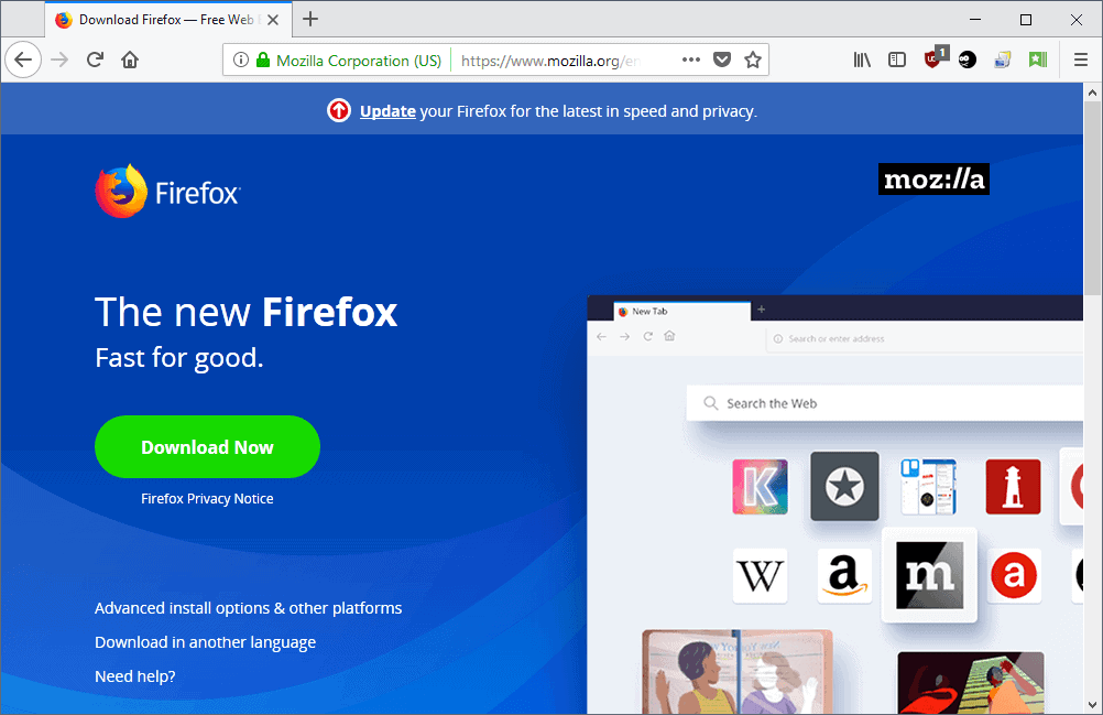 firefox download