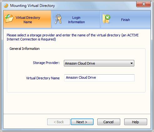 mount amazon cloud drive