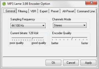 mp3 encoder