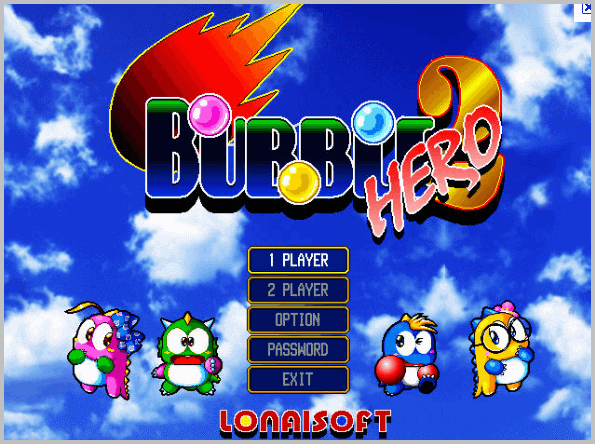 bubble hero 2