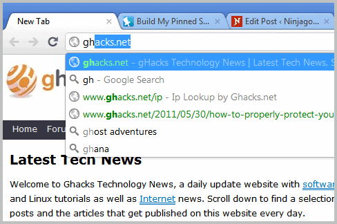 Tips to Master Google Chrome « WTI NewsBlog