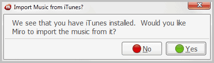 import music itunes