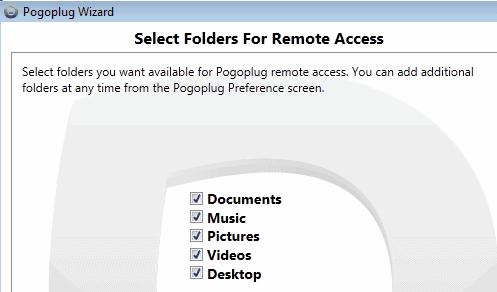 pogoplug remote desktop access