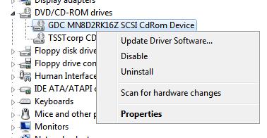 DTSOFT VIRTUAL CD ROM DEVICE DRIVER FREE