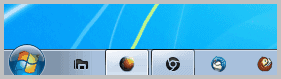 windows 7 taskbar small icons