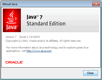 Java Runtime Environment (JRE) (Bit) Download for Windows 7 64/32 bit