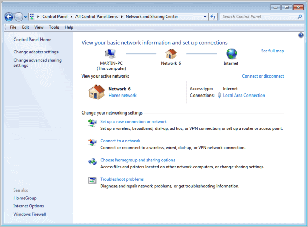 How to Backup and Import Wireless Network Settings in Windows 7