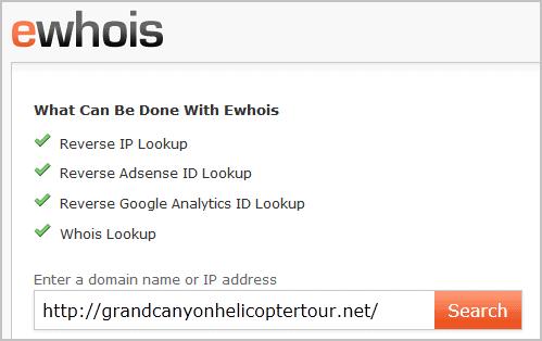 website-lookup