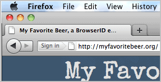 firefox browser sign-in