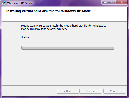 virtual hard drive