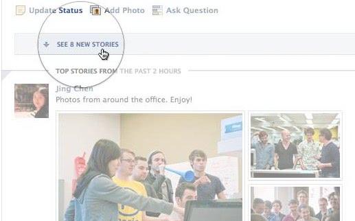 top stories facebook