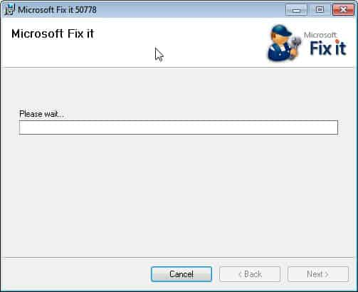 microsoft fix it remove ie9