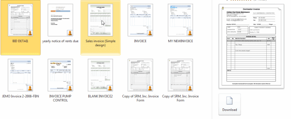 A Beginner'S Guide To Using Templates In Ms Excel And Word 2007