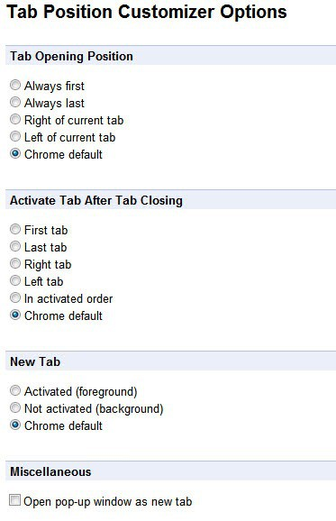 chrome tab position customizer