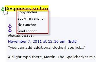 copy anchor