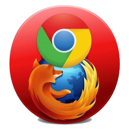 firefox opera chrome