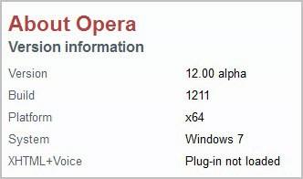 opera 64-bit